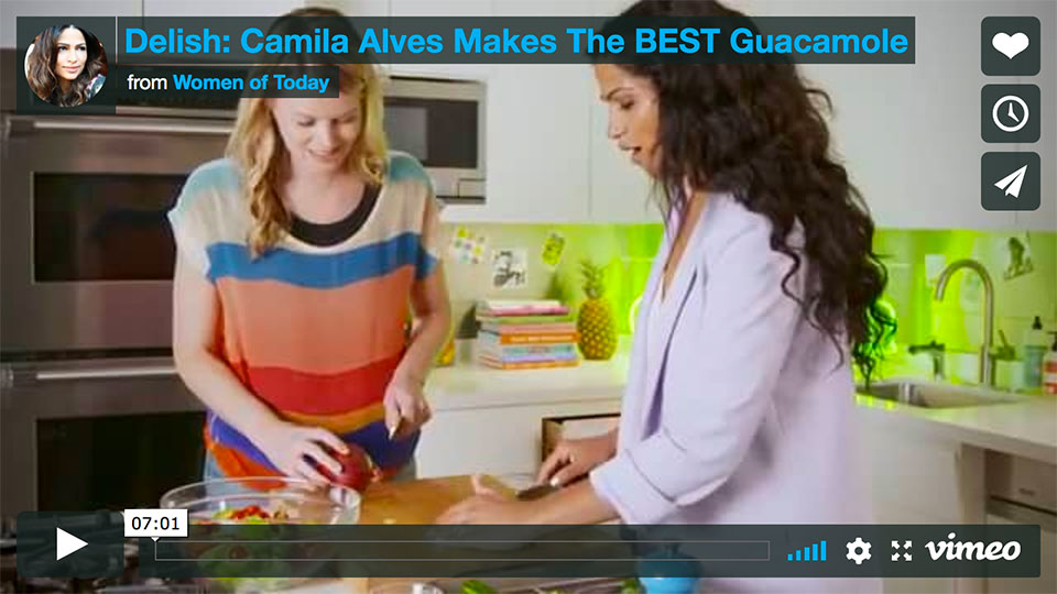 Newsletters just keep livin foundation recipe from camila solutioingenieria Gallery